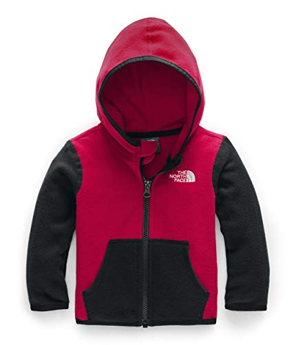 The North Face Infant Glacier Hoodie, TNF Red