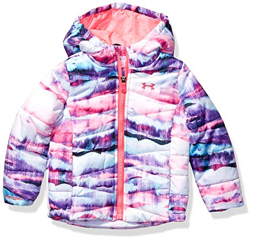 Under Armour Baby Girls' Little ColdGear Prime Puffer Jacket