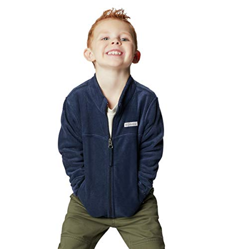 Columbia Boys Steens Mt II Fleece Jacket, Collegiate Navy