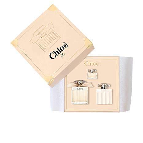 Chloe for Women 3 Piece Hard Box Set