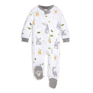 Burt's Bees Baby - Unisex Sleep & Play, Organic Pajamas