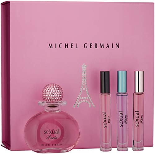 Michel Germain Séxual Paris Eau De Parfum Spray, Rollerball Set