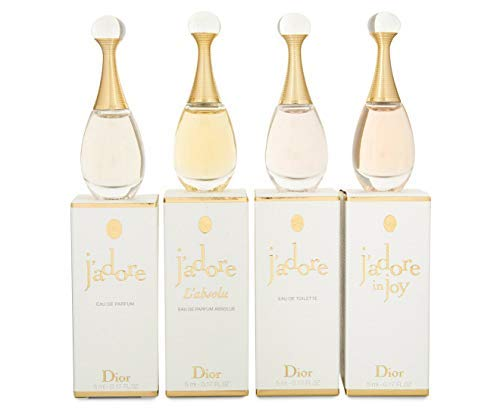 Christian Dior J'adore Mini Variety Perfume Gift Set For Women