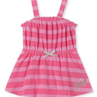 Juicy Couture Baby Girls Sunsuit, Pink