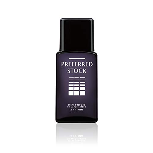 Stetson Preferred Stock Cologne Spray for Men by Stetson 2.5 Fluid Ounce Spray