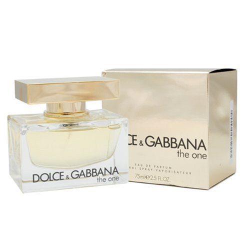 Dolce & Gabbana The One By Dolce & Gabbana For Women. Eau De Parfum